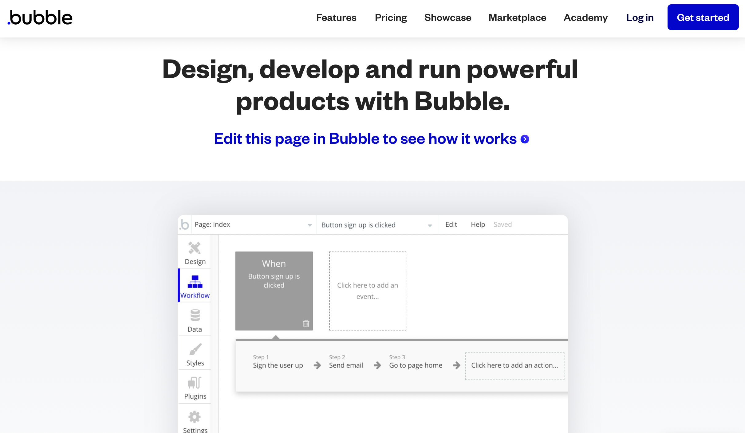 Using the Bubble App Builder to Launch Your Startup Faster