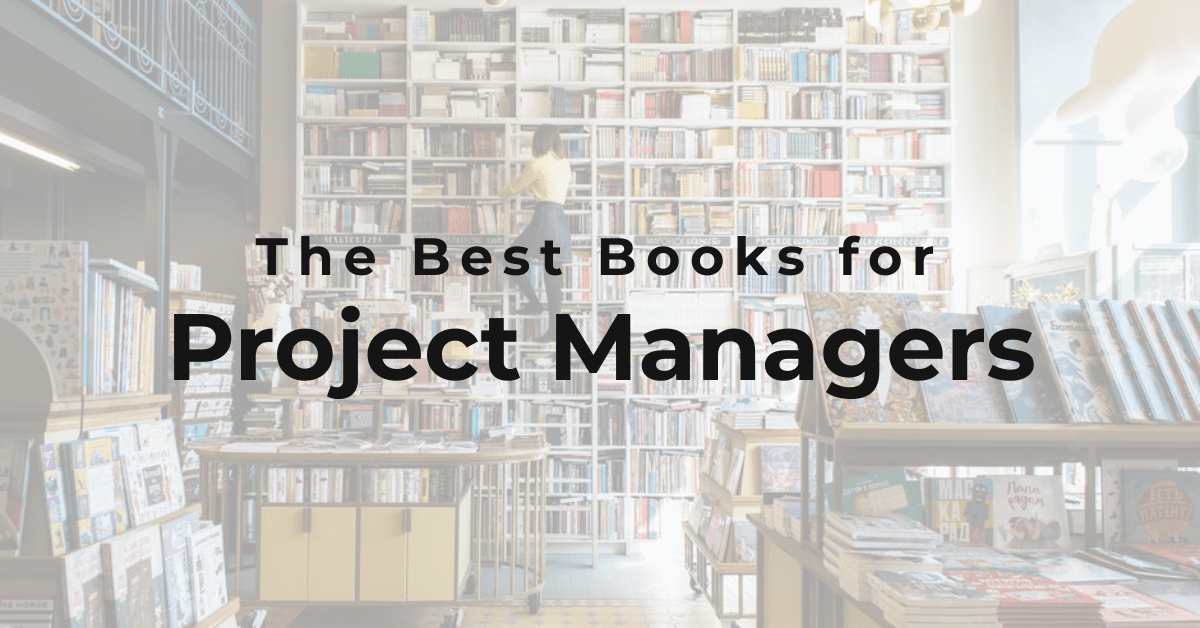 The Best Project Management Books
